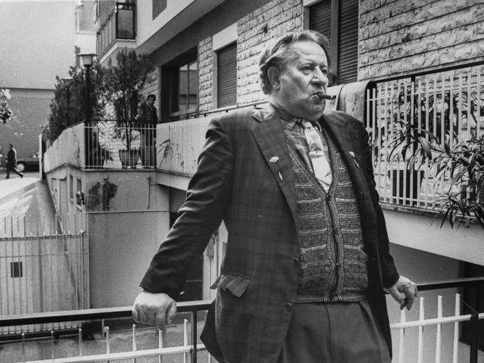 Tinto Brass, chi è il maestro del cinema erotico