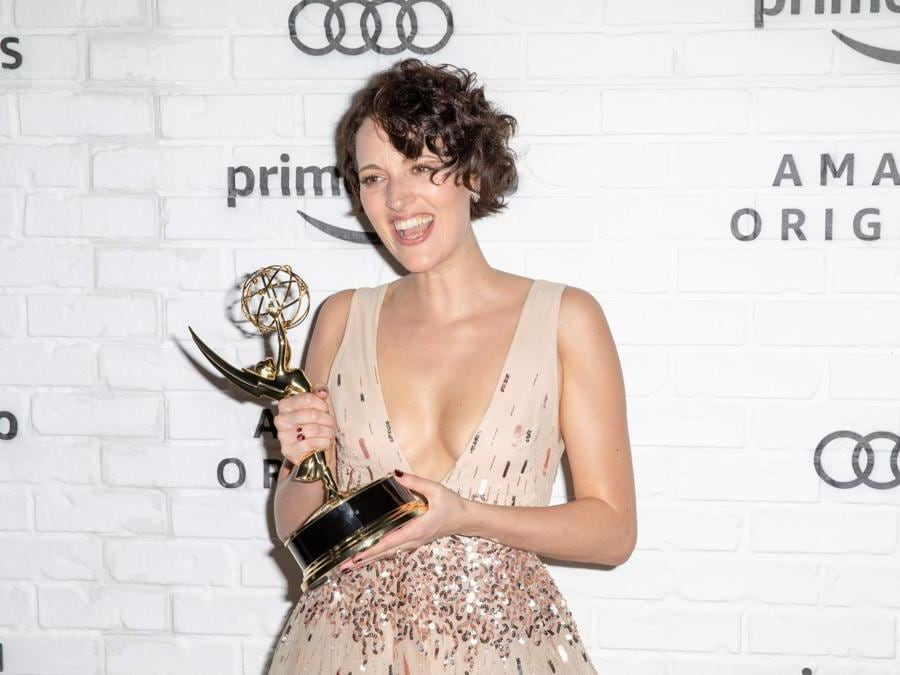 Phoebe Waller-Bridge (Photo by Kyle Grillot / AFP)