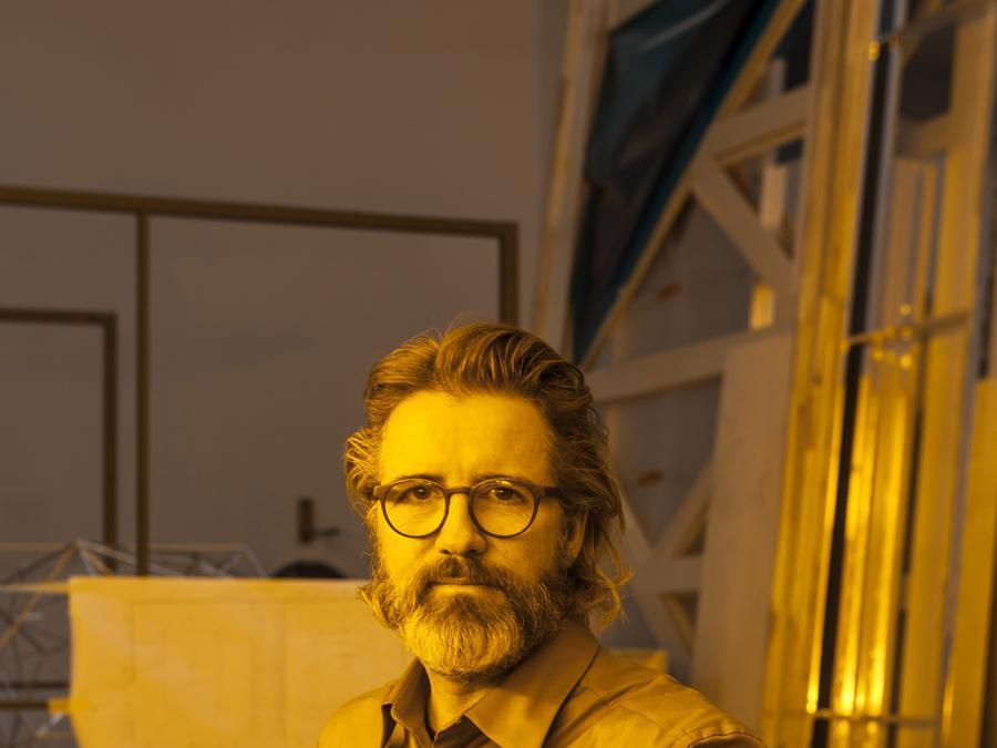 Olafur Eliasson (Photo: Runa Maya Mørk Huber / Studio Olafur Eliasson)   2017 Olafur Eliasson