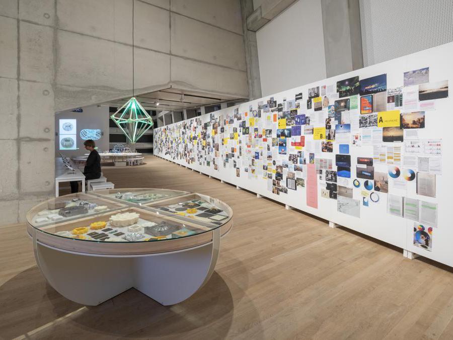 Olafur Eliasson «The Expanded Studio» 2019. Installazione presso la «Tate Modern, Londra» (Photo: Anders Sune Berg)  2019 Olafur Eliasson