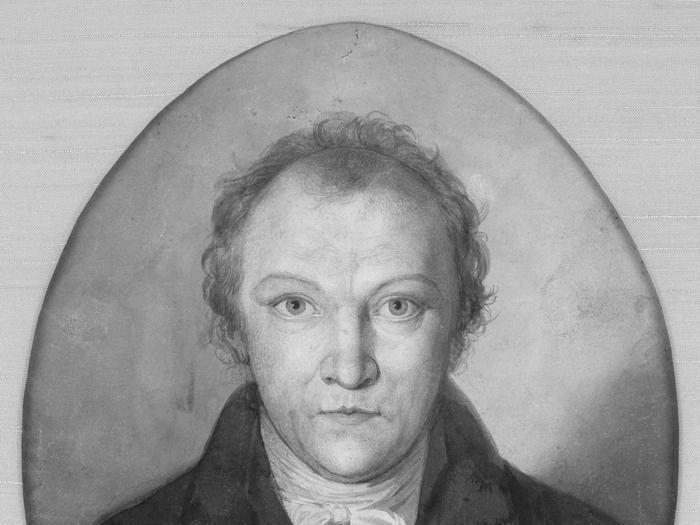 William Blake alla Tate Britain