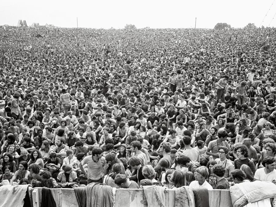 Woodstock 1969 (Baron Wolman)