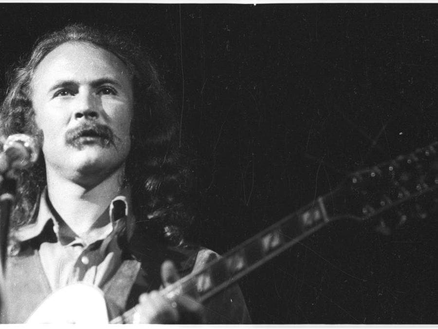 David Crosby (Henry Diltz)