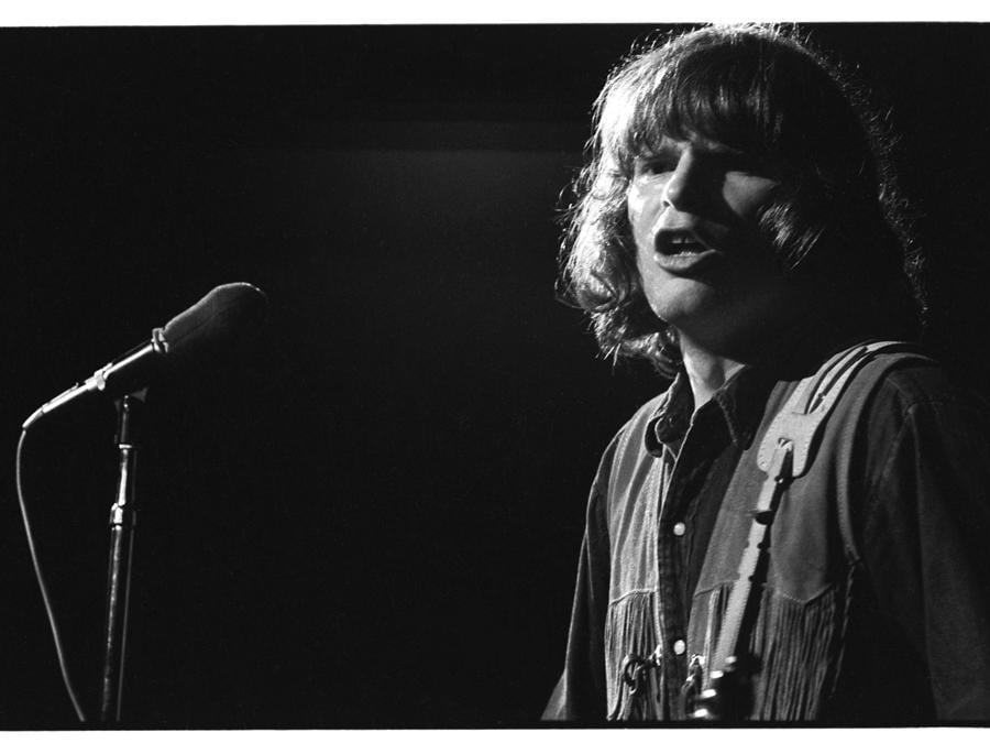 John Fogerty, Creedence Clearwater Revival (Henry Diltz)