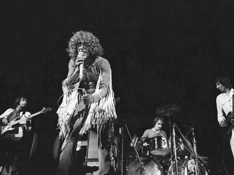 The Who, Woodstock (Henry Diltz)