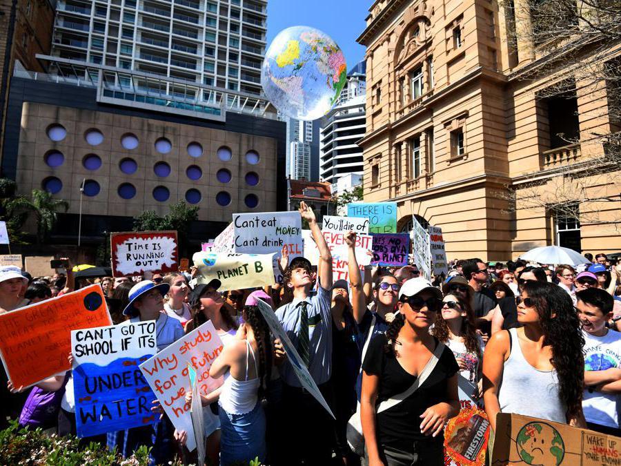 Brisbane (AAP Image/Dan Peled/via REUTERS)