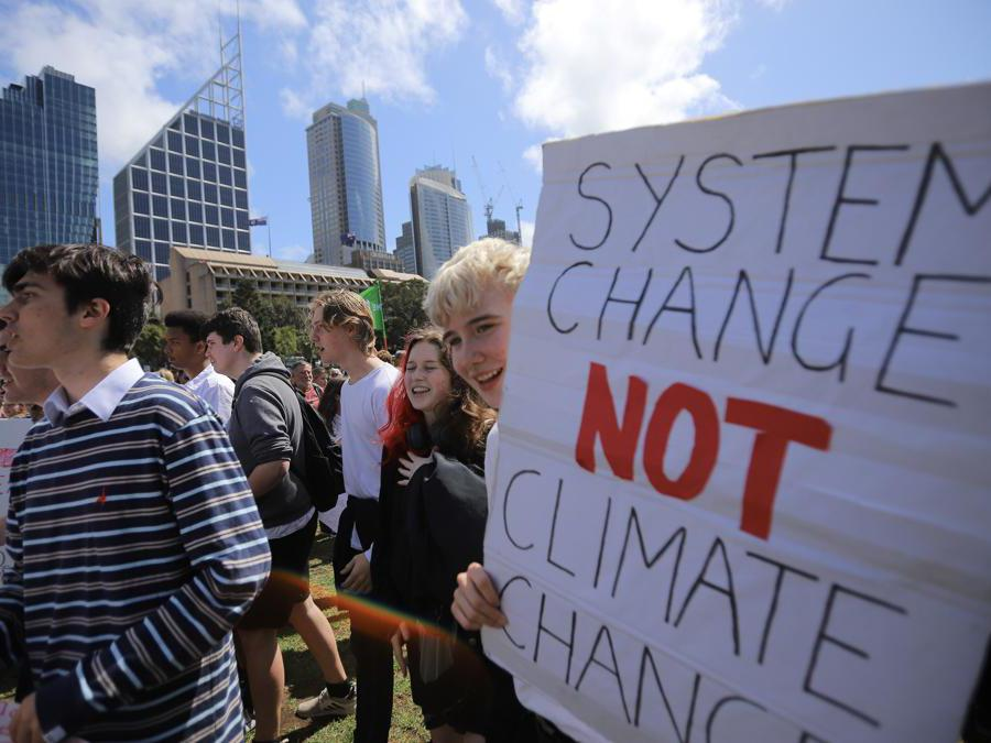 Sydney. (AAP Image/Steven Saphore/via REUTERS)