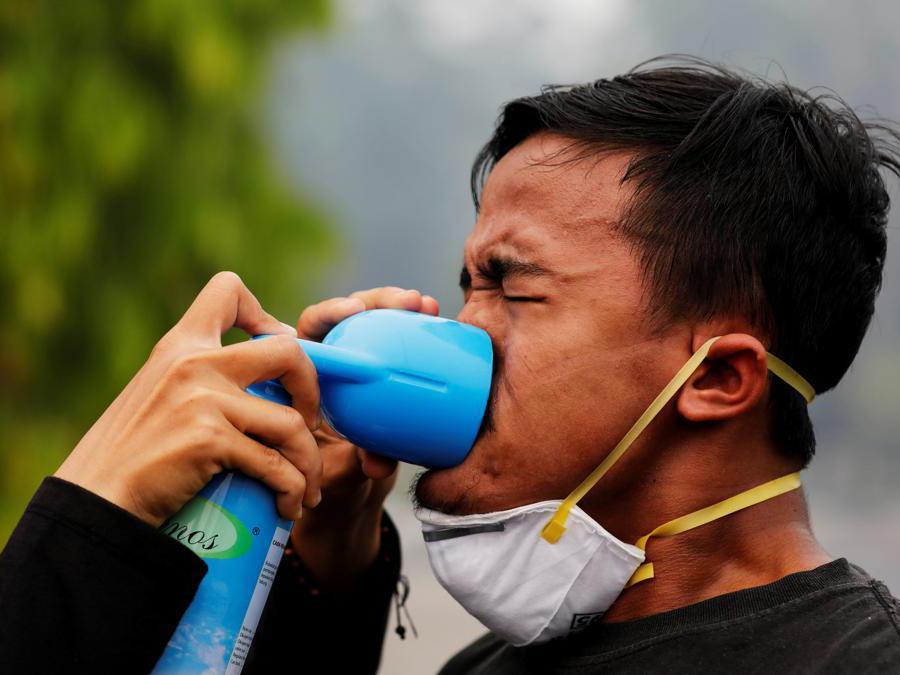 Palangka Raya. (REUTERS/Willy Kurniawan)