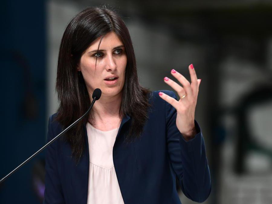 La sindaca di Torino  Chiara  Appendino (Ap/Miguel Medina)