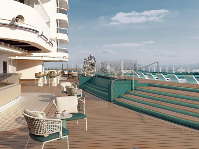 Fincantieri: ecco Msc Seashore la nave da crociera più grande mai costruita in Italia