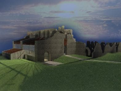 Il progetto di restauro conservativo dell'Abbazia di Corazzo (Carlopoli - Catanzaro) - Dopo il restauro