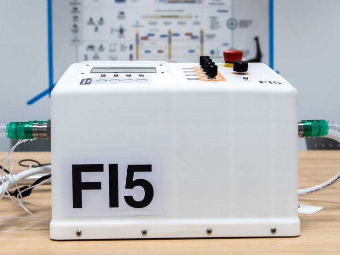 Il ventilatore polmonare realizzato dal team Ferrari-IIT