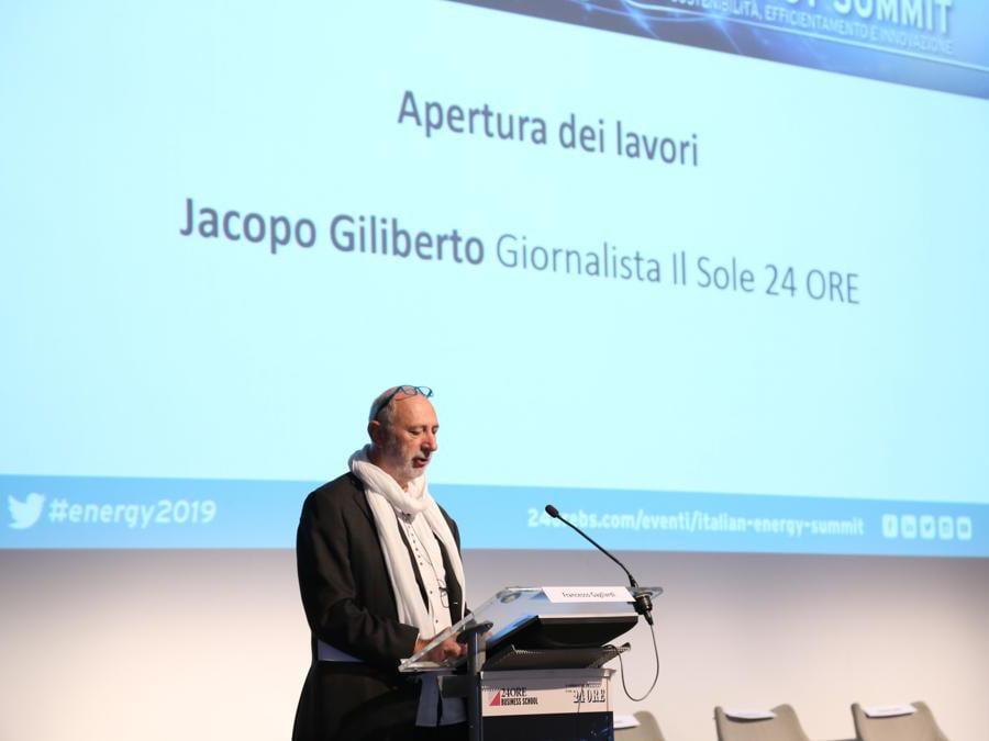 Jacopo Giliberto, giornalista Il Sole 24 Ore