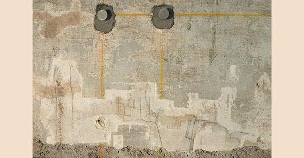 Milano, Castello sforzesco. Sala delle Asse: disegni di Leonardo o scuola leonardesca (Quanta System – Gruppo El.En) / PRIMA