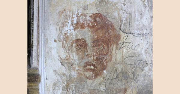 Roma, Palazzo Farnese. Sala Carracci: schizzi, caricature a opera di artisti che visitarono il Palazzo durante il 1500 (Quanta System – Gruppo El.En) / PRIMA