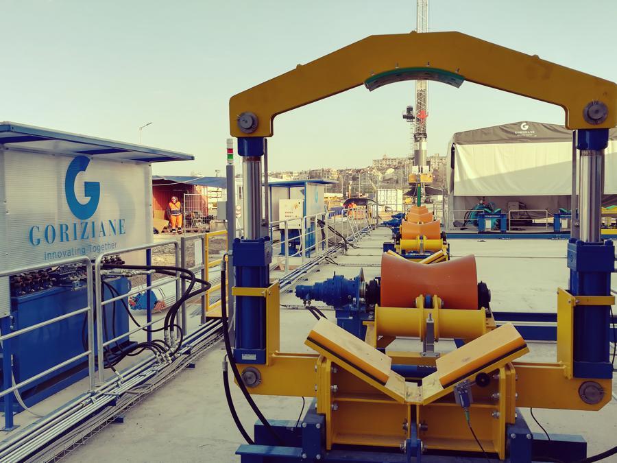 Impianti e macchinari Goriziane