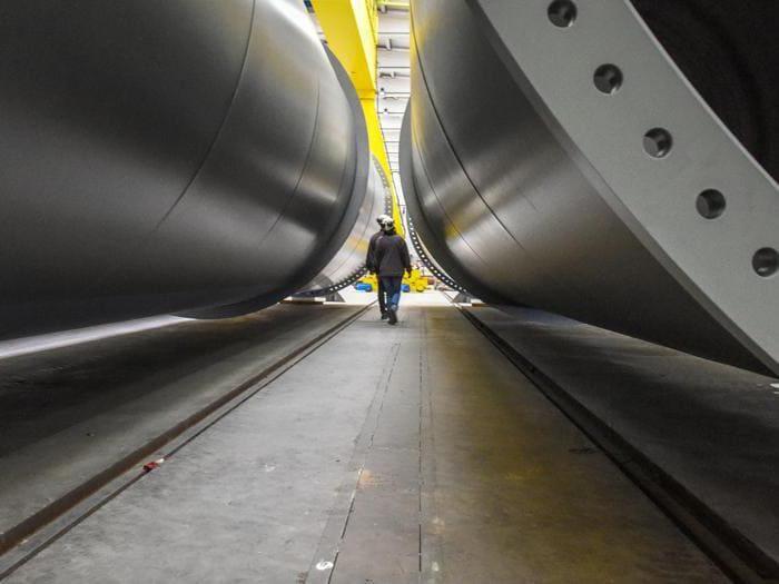 Le immagini del super treno e del ceo Bibop Gresta