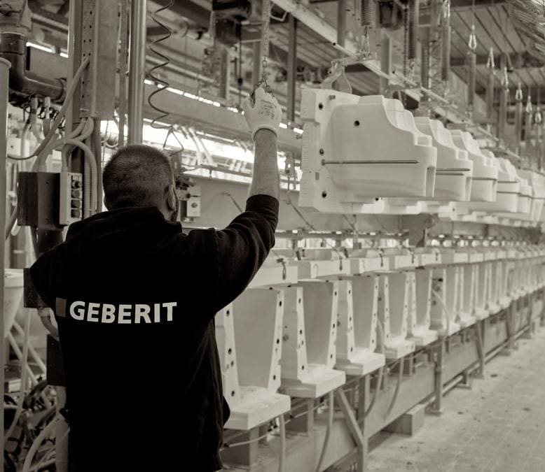 Geberit_Produzione Gaeta