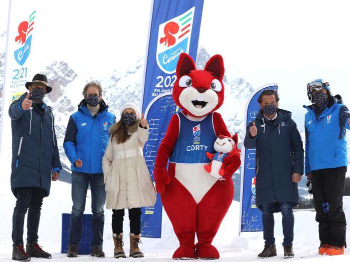 Tutto è pronto a Cortina per ospitare i Campionati del mondo di sci alpino
