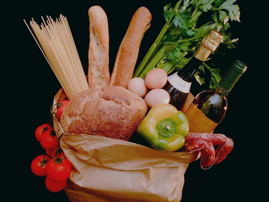 Alimenti della dieta mediterranea. (Agf)