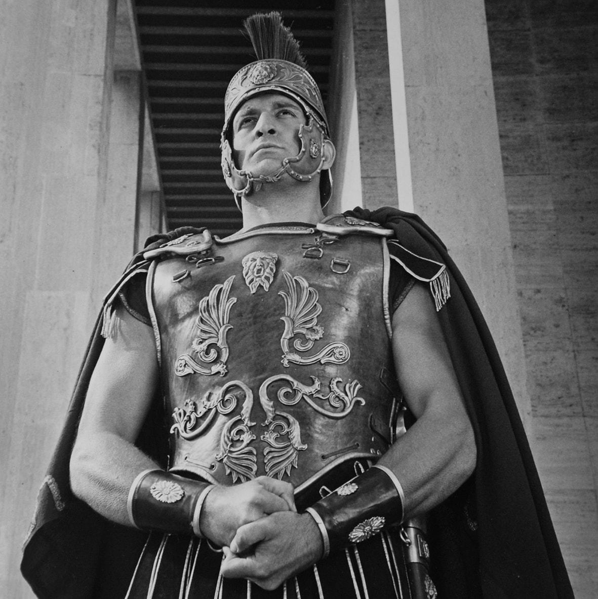 VITA DA CENTURIONI. I dieci gladiatori, regia di Gianfranco Parolini, 1961. Credit Agenzia Dufoto.