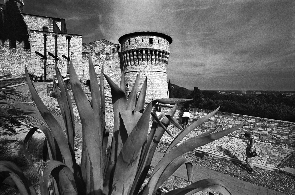 È BRESCIA. Castello di Brescia, 2019. Credit Francesco Cito.
