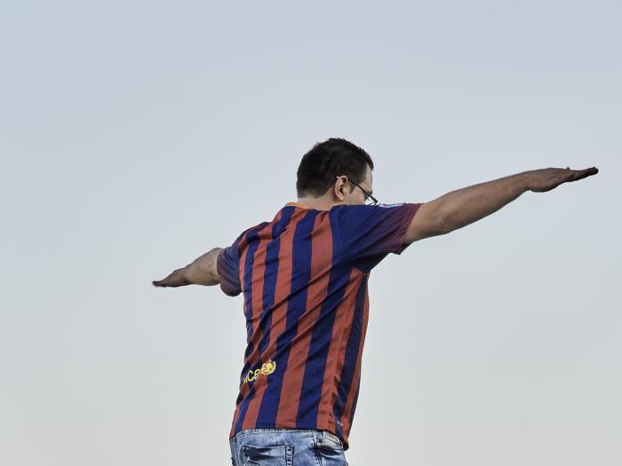 Chi non salta. Calcio, cultura, identità: una mostra per cui fare il tifo