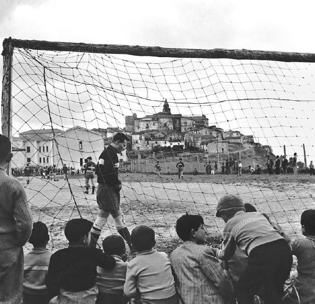 Ando Gilardi, Albano di Lucania, 1957.