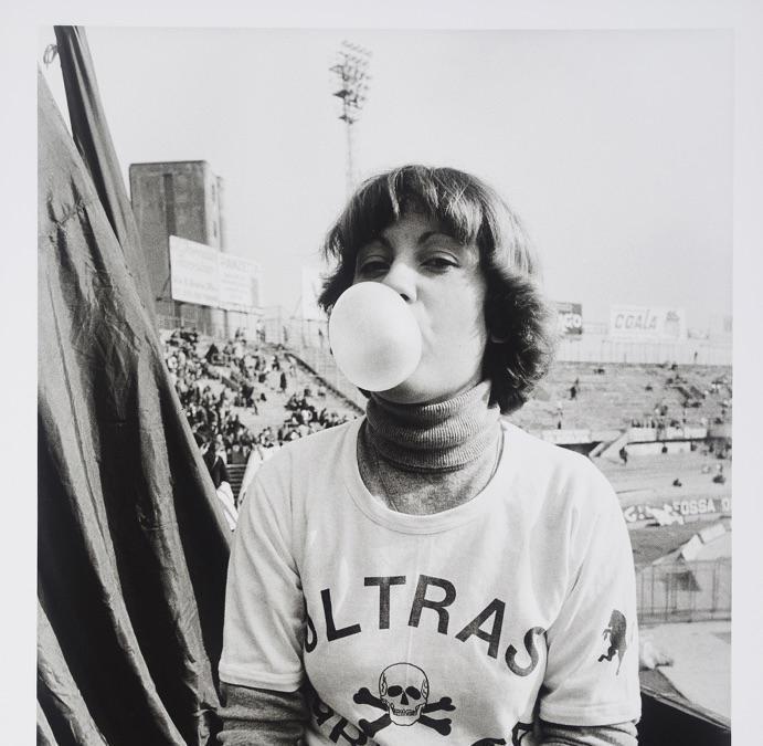 Daniele Segre, Ragazzi di stadio, 1979.