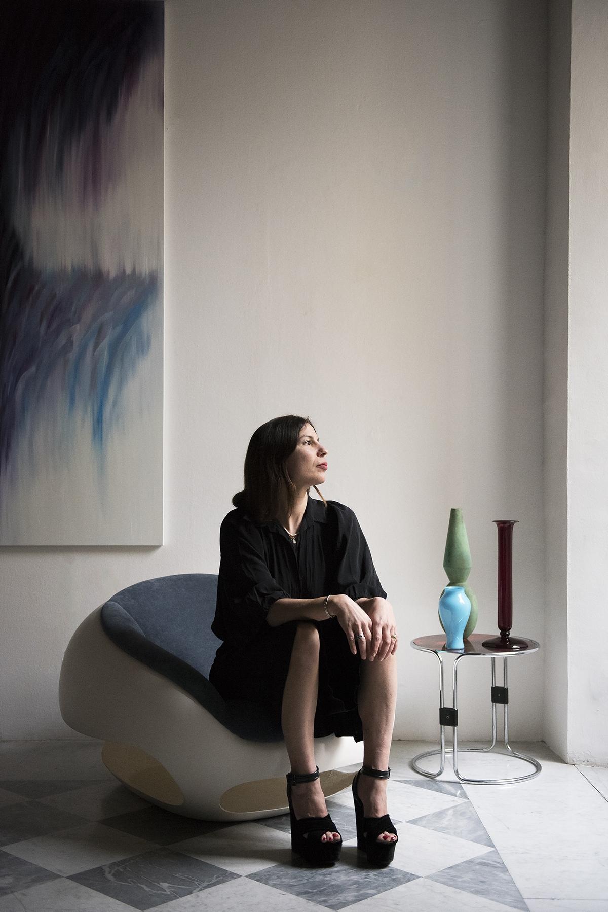 Giorgia Cerulli (foto di Paolo Abate)