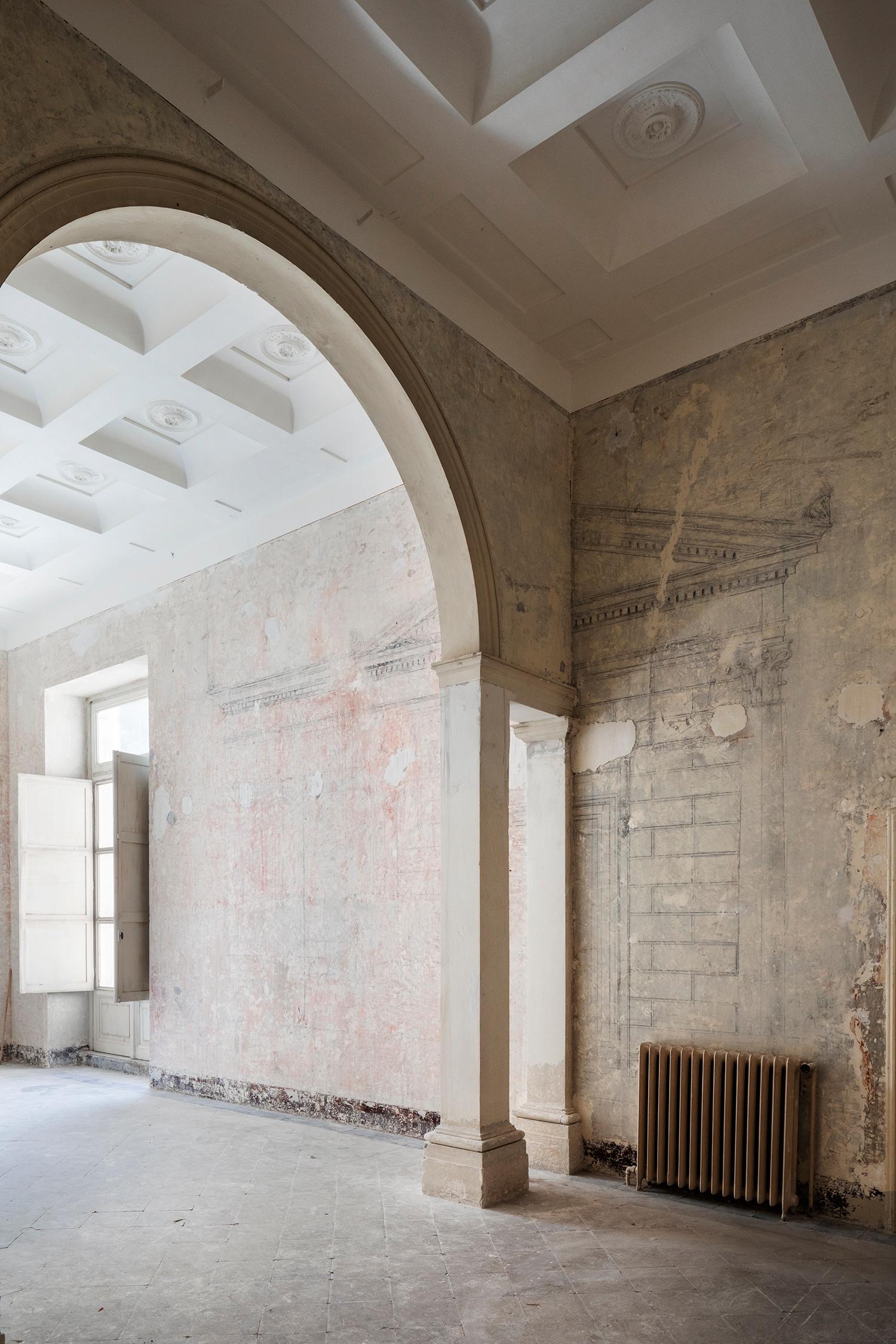 Palazzo Brancaccio, L'Africano (foto di Serena Eller)