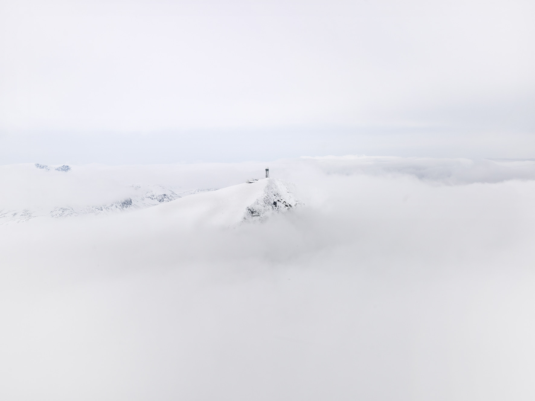 Lab 1, Labrador, Canada, 2013. From The Tower Series. Donovan Wylie.