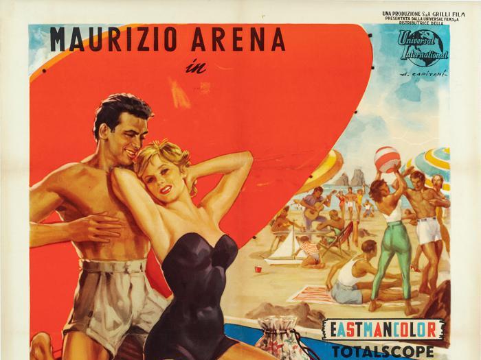 Da Rossellini a Paolo Virzì, passando per Dino Risi e i Vanzina, l'estate del cinema italiano