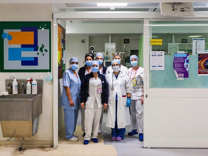 A Roma apre in tempo record il Covid 2 Hospital