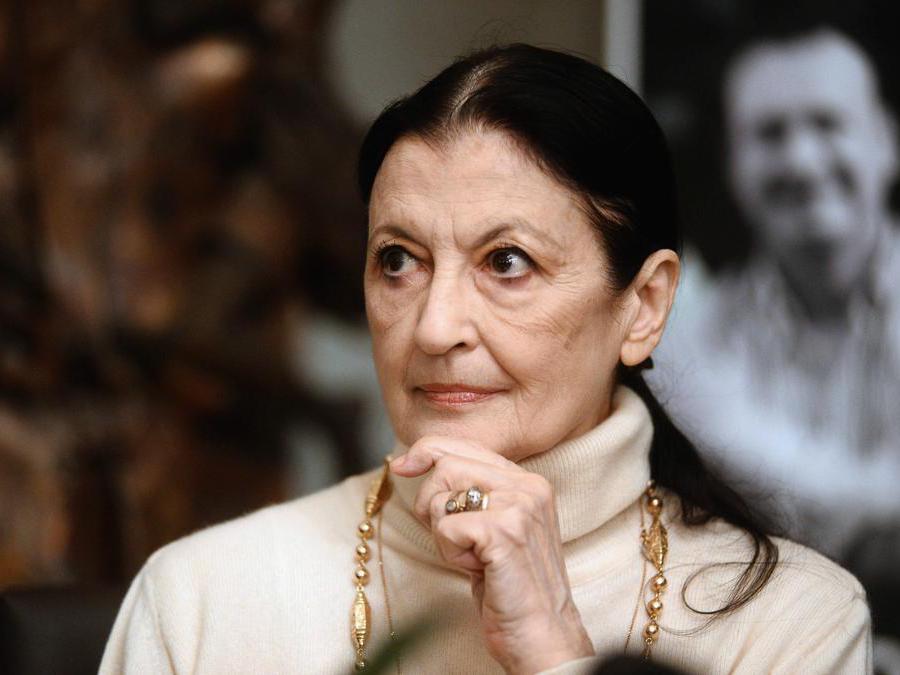 Carla  Fracci  (Roberto Serra - Iguana Press/Getty Images)