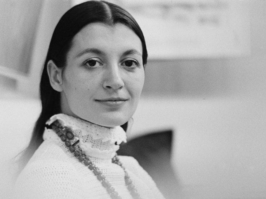 Carla Fracci, 1970. (Evening Standard/Hulton Archive/Getty Images)