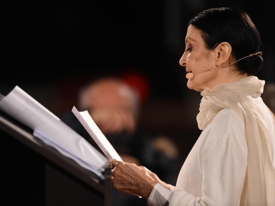 Carla Fracci (Andrea Diodato/NurPhoto via Getty Images)