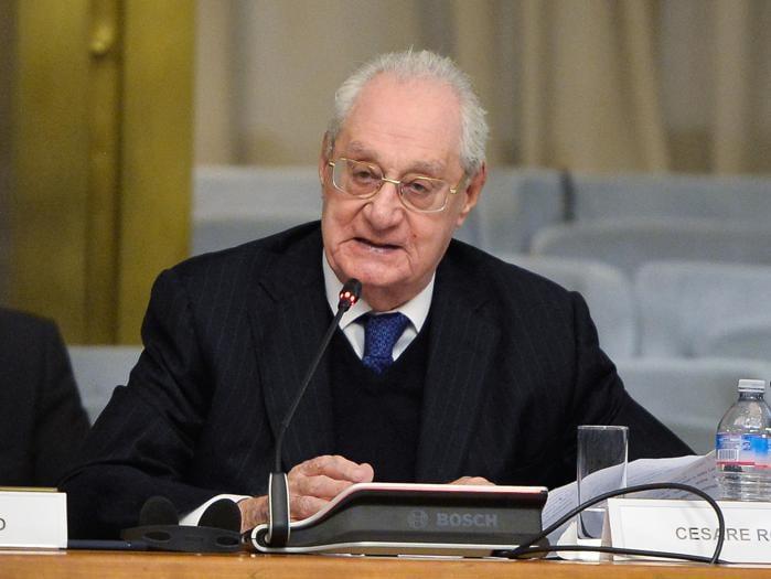 Addio a Cesare Romiti, protagonista della storia dell'industria italiana