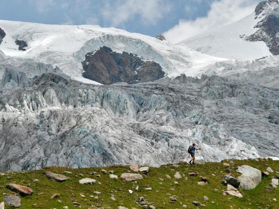 Ghiacciao del Lys - Gressoney Valle d'Aosta (Marka)