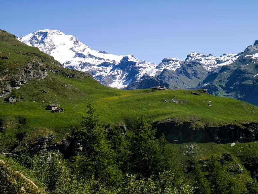 Valle del Lys, Alpenzu, Valle d'Aosta, Gressoney