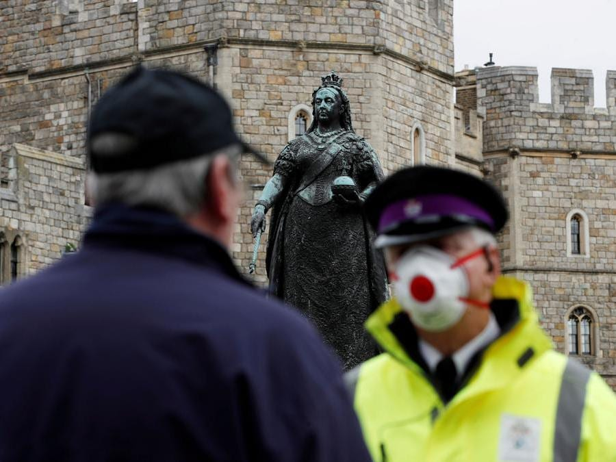 Gran Bretagna. Windsor Castle (Reuters)