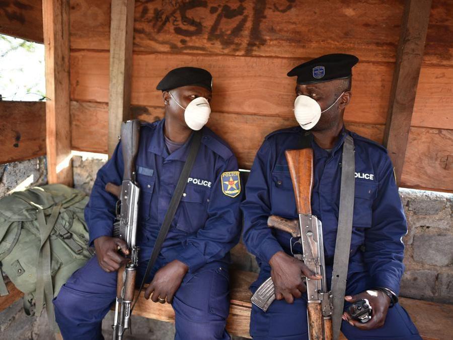 Repubblica democratica del  Congo. Goma(Reuters)