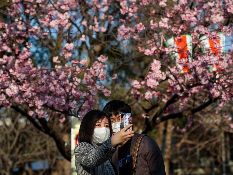 Giappone. Tokyo (Afp)