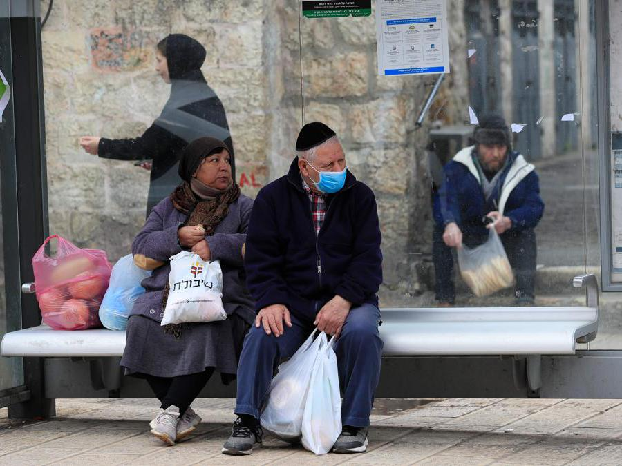 Israele. Gerusalemme (Afp)