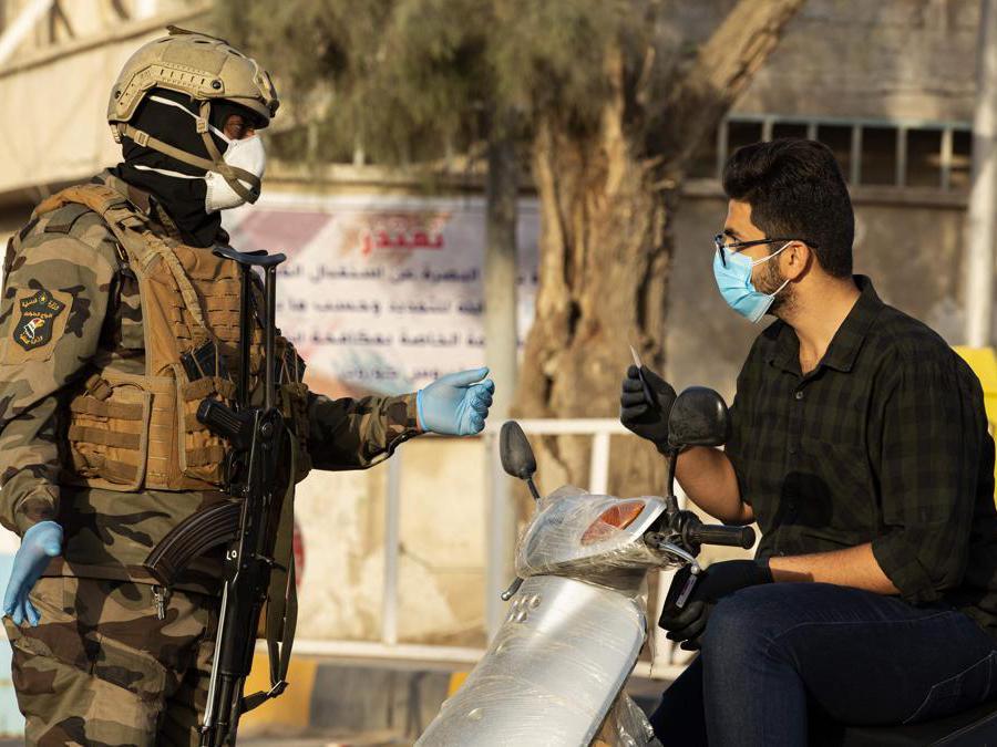 Irak. Bassora (Afp)