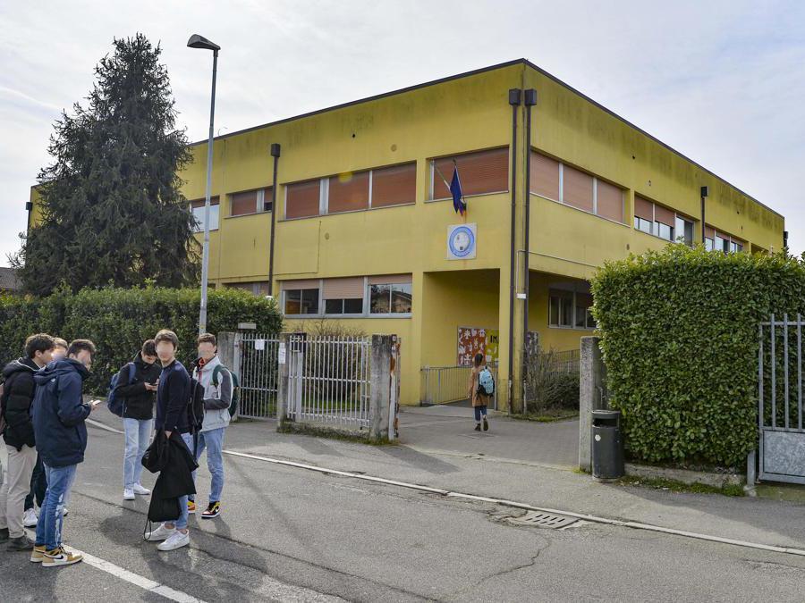 Codogno. Liceo scientifico Novello(Ansa)
