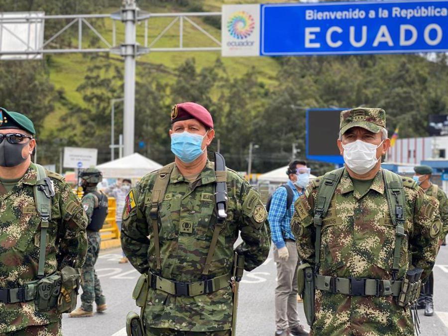 EPA/COLOMBIAN NATIONAL ARMY HANDOUT /