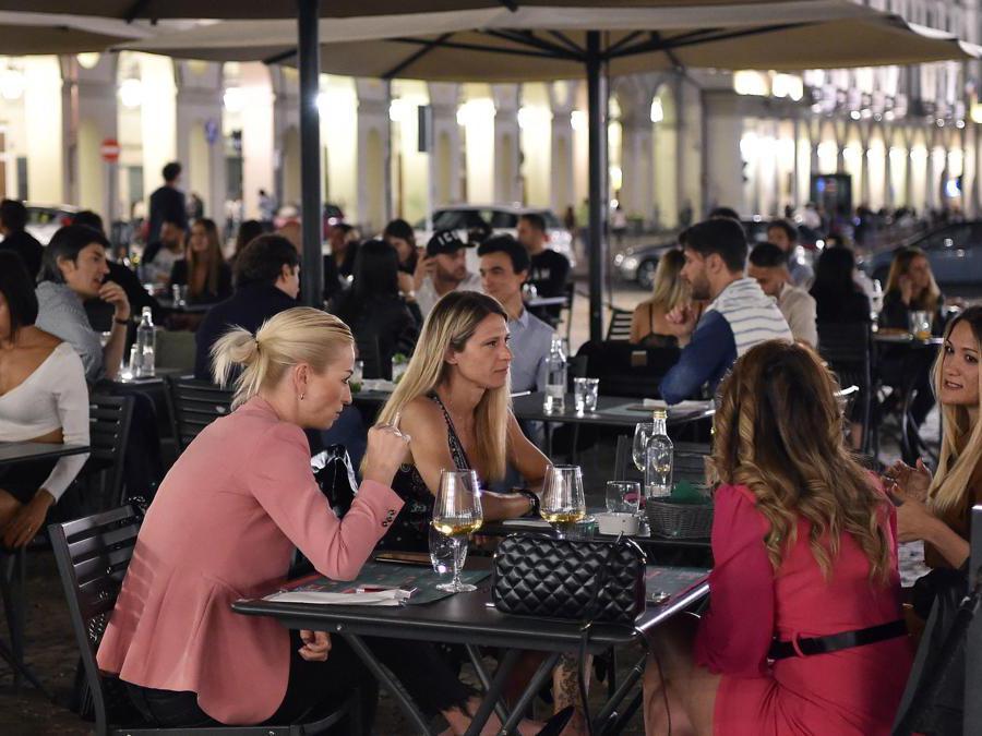 Torino (ANSA/ALESSANDRO DI MARCO)