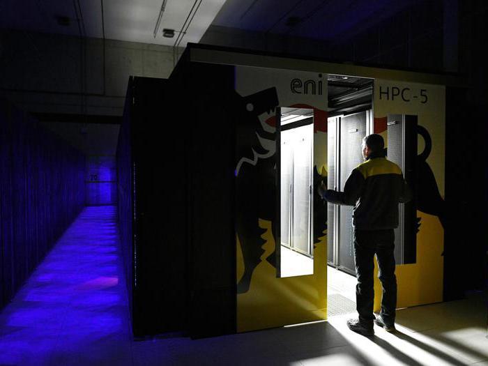 Eni: via al supercalcolatore Hpc5, il più potente al mondo