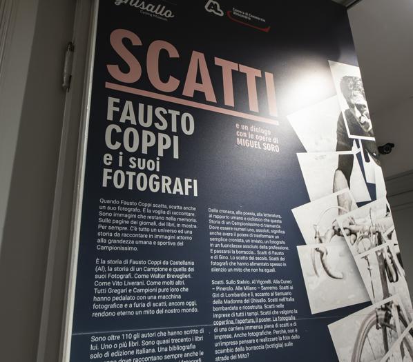 Fausto Coppi e i suoi fotografi